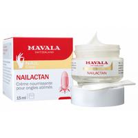 Mavala nailactan white nail nourishing cream 15ml, image