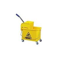 Caution WetFloor Bucket 20 liter Chinese, image