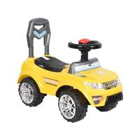 Push Jeep Car for Kids, Yellow, image
