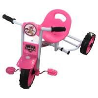 Three Wheels Bike for Kids, Pink, image