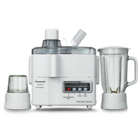 Panasonic Electrical Blender with Juicer and Grinder 230W 1L MJ-M176P, image