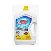 سيركلز مطهر و منظف للأرضيات رائحة الليمون 3 لتر