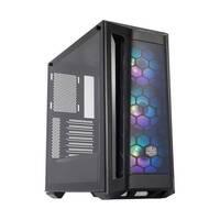 Cooler Master MasterBox MB511 ARGB PC Case With 3 ARGB Fans, image