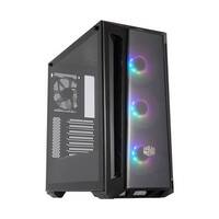 Cooler Master MasterBox MB520 ARGB PC Case With 3 ARGB Fans, image