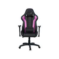 Cooler Master Caliber R1 Gaming Chair Purple Black, image