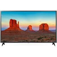 LG50 Inch 4K Ultra HD Smart TV, Black, image