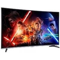 KMC 55 Inch Curved Smart TV Black, image