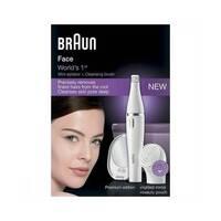 Braun Facial Epilator and Cleansing Machine, image