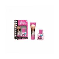 Barbie Eau de Toilette 30ml + Shower Gel 70ml Set, image