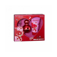 Hello Kitty Eau de Toilette 50ml + Body Lotion 100ml Set, image
