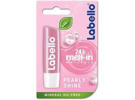 Labello Pearly Shine Lip Care Stick Pearly Shine 4.8g, image