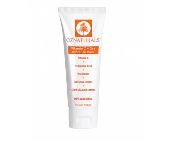 Oznaturals Vitamin C + C Moisturizing Mask 118 ml, image