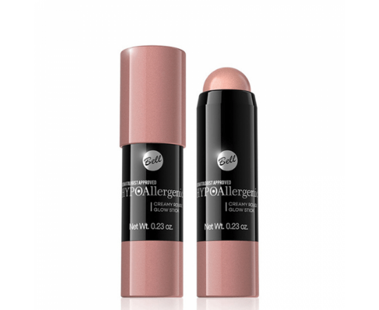 Bell HYPOAllergenic Creamy Rouge Glow Stick 02, image