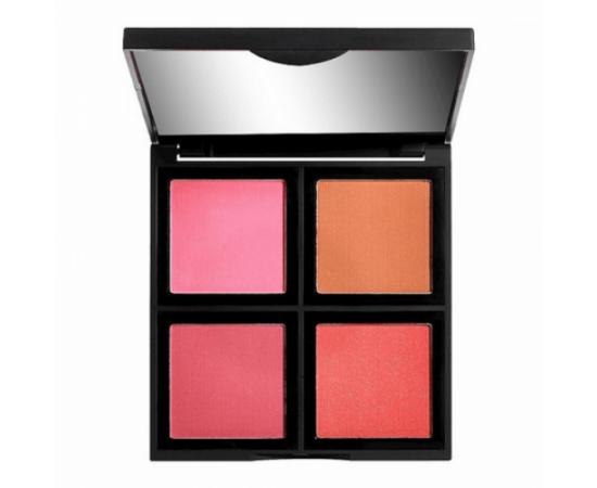 e.l.f. 4 Colors Blush Palette - Light, image