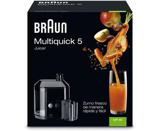 Braun Multiquick 5 Juicer 600W 220V MP80, image , 2 image