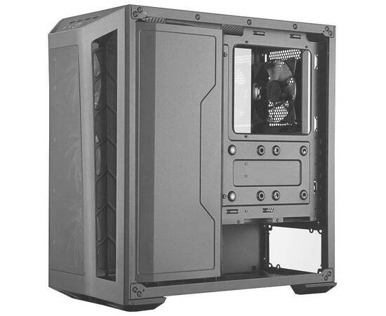 Cooler Master MasterBox MB530P PC Case With 3 ARGB Fans, image , 7 image