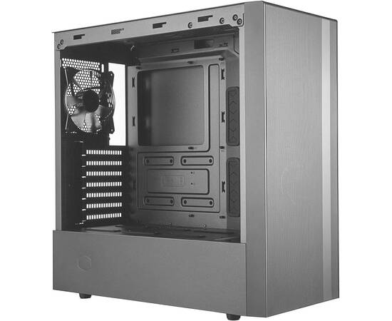 Cooler Master MasterBox NR600 PC Case Without ODD, image , 6 image