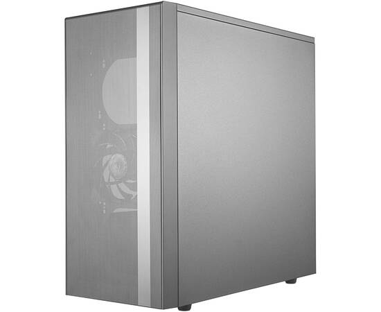 Cooler Master MasterBox NR600 PC Case Without ODD, image , 4 image