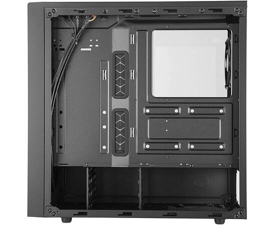 Cooler Master MasterBox NR600 PC Case Without ODD, image , 3 image