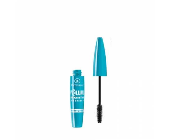 Dermacol Volume Mania Waterproof Mascara, image , 2 image