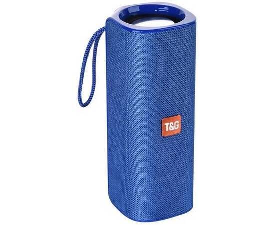 Bluetooth Wireless Portable Speaker TG531, Color: Blue, image