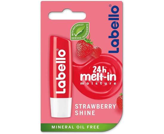 Labello Strawberry Shine Lip Care 5.5ml, image