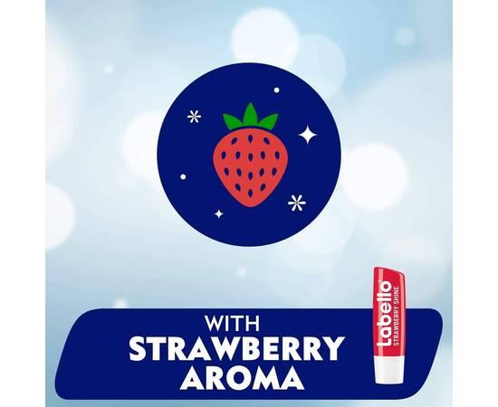Labello Strawberry Shine Lip Care 5.5ml, image , 3 image
