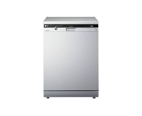 LG Dishwasher 15 liter dishwasher white STS fourth rack inverter direct drive, image