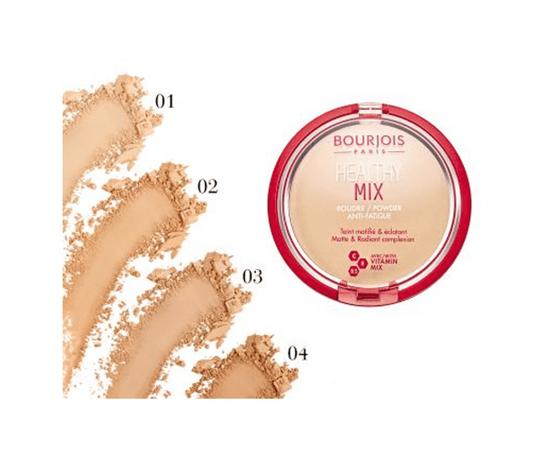 Bourjois Healthy Mix Powder - 02, image , 3 image
